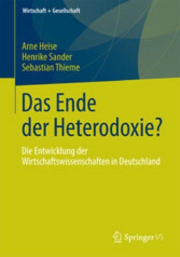 eBook Das Ende der Heterodoxie? Cover