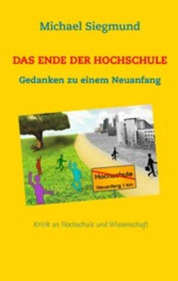eBook Das Ende der Hochschule Cover