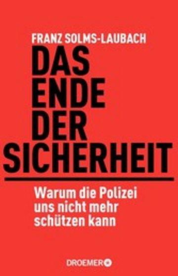 eBook Das Ende der Sicherheit Cover