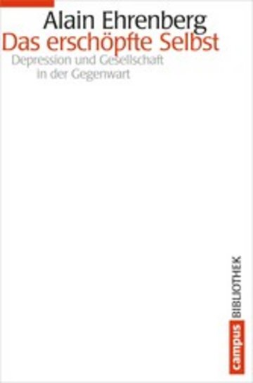 eBook Das erschöpfte Selbst Cover