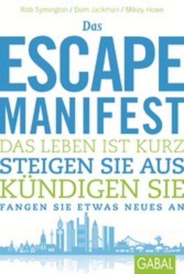 eBook Das Escape-Manifest Cover