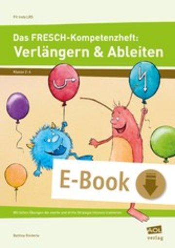 eBook Das FRESCH-Kompetenzheft: Verlängern & Ableiten Cover