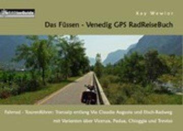 eBook Das Füssen - Venedig GPS RadReiseBuch Cover