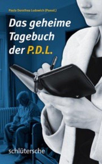 eBook Das geheime Tagebuch der P.D.L. Cover