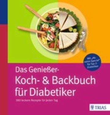 eBook Das Genießer-Koch-& Backbuch für Diabetiker Cover