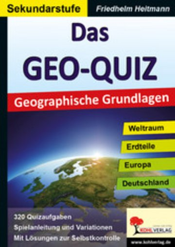 eBook Das GEO-QUIZ Cover