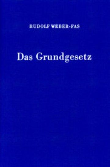 eBook Das Grundgesetz. Cover