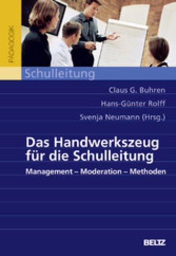 eBook Das Handwerkszeug für die Schulleitung Cover