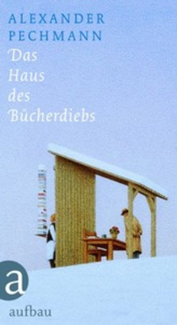eBook Das Haus des Bücherdiebs Cover