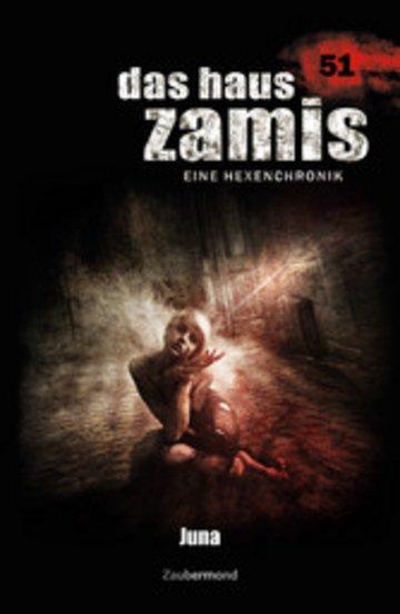 eBook Das Haus Zamis 51 - Juna Cover