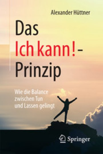 eBook Das Ich kann!-Prinzip Cover