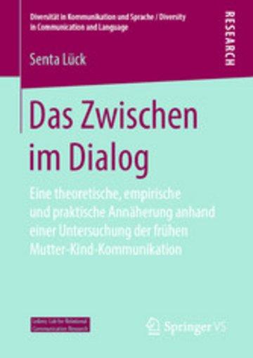eBook Das Zwischen im Dialog Cover