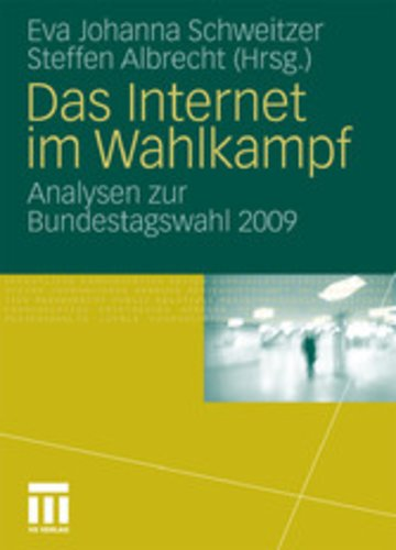 eBook Das Internet im Wahlkampf Cover