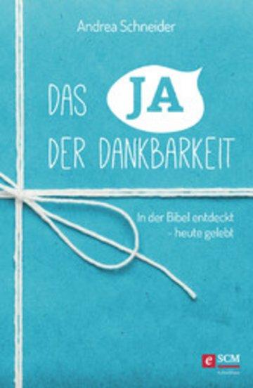 eBook Das Ja der Dankbarkeit Cover