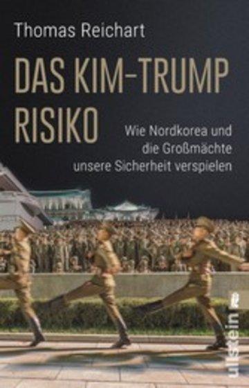 eBook Das Kim-Trump-Risiko Cover