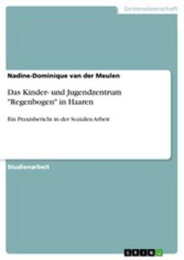 eBook Das Kinder- und Jugendzentrum 'Regenbogen' in Haaren Cover