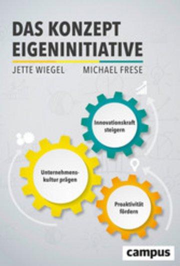 eBook Das Konzept Eigeninitiative Cover