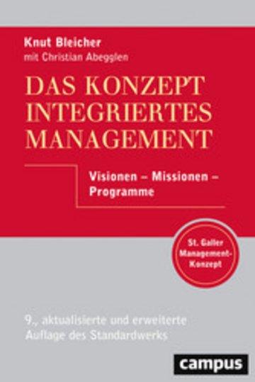 eBook Das Konzept Integriertes Management Cover