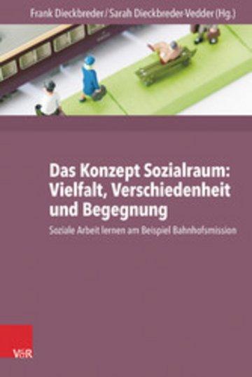 eBook Das Konzept Sozialraum: Vielfalt, Verschiedenheit und Begegnung Cover