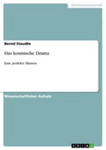 eBook Das kosmische Drama Cover