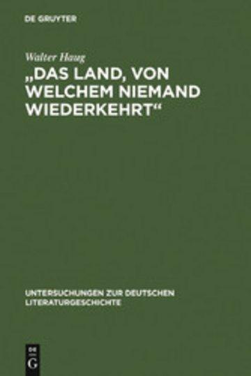 eBook 'Das Land, von welchem niemand wiederkehrt' Cover