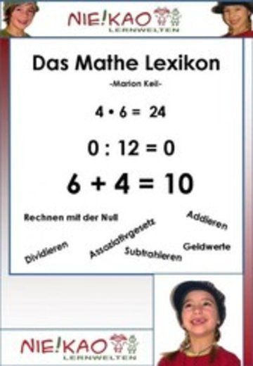 eBook Das Mathelexikon Cover