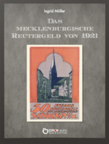 eBook Das mecklenburgische Reutergeld von 1921 Cover