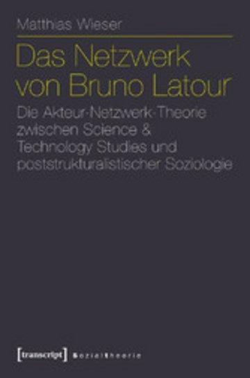 eBook Das Netzwerk von Bruno Latour Cover