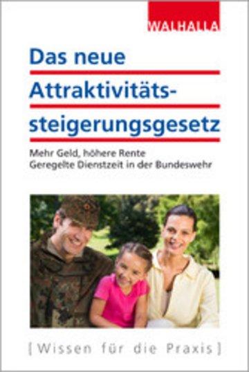 eBook Das neue Attraktivitätssteigerungsgesetz Cover