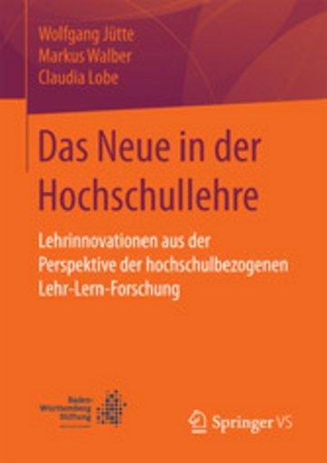 eBook Das Neue in der Hochschullehre Cover