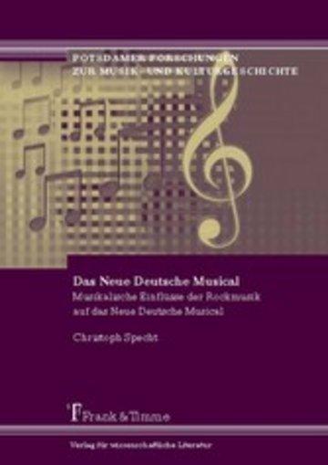 eBook Das Neue Deutsche Musical Cover