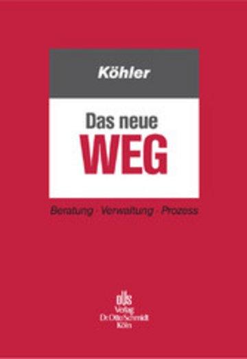 eBook Das neue WEG Cover