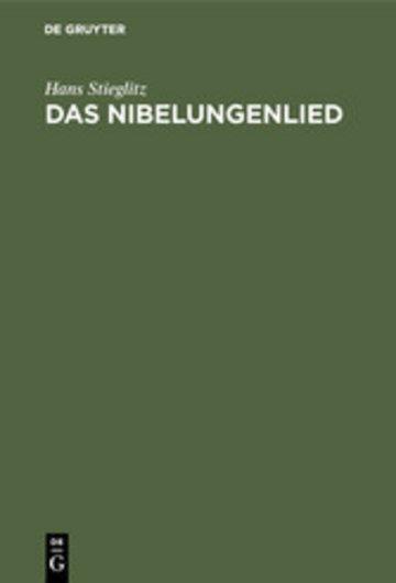 eBook Das Nibelungenlied Cover