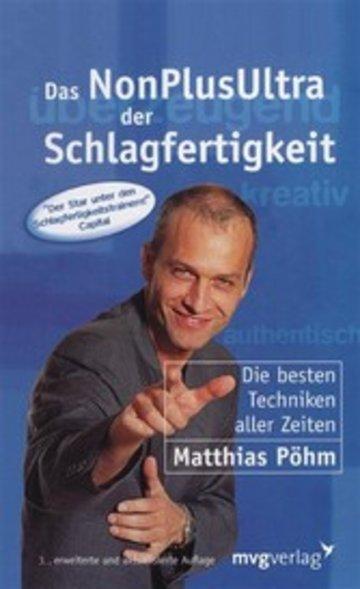 eBook Das NonPlusUltra der Schlagfertigkeit Cover