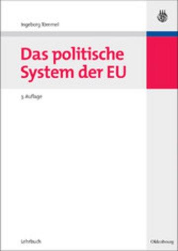 eBook Das politische System der EU Cover