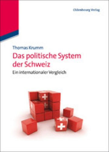 eBook Das politische System der Schweiz Cover