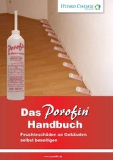 eBook Das Porofin Handbuch Cover
