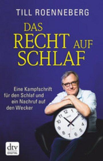 eBook Das Recht auf Schlaf Cover