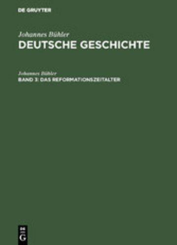 eBook Das Reformationszeitalter Cover