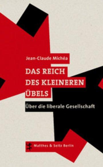 eBook Das Reich des kleineren Übels Cover