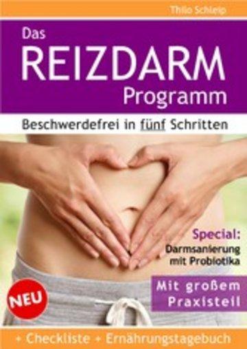 eBook Das Reizdarm Programm. Beschwerdefrei in fünf Schritten Cover