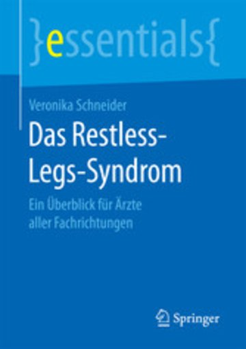 eBook Das Restless-Legs-Syndrom Cover