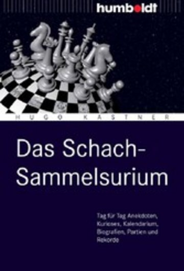eBook Das Schach-Sammelsurium Cover