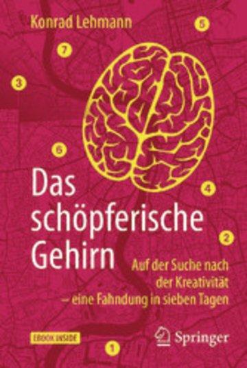 eBook Das schöpferische Gehirn Cover