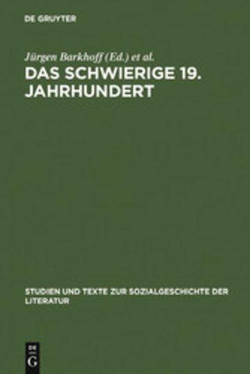 eBook Das schwierige 19. Jahrhundert Cover