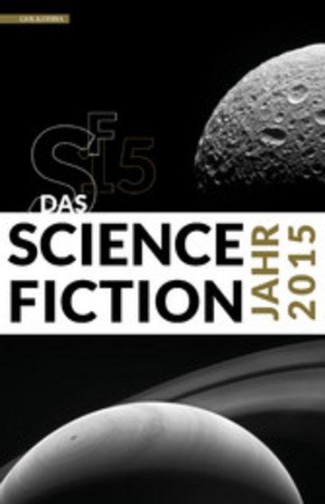 eBook Das Science Fiction Jahr 2015 Cover