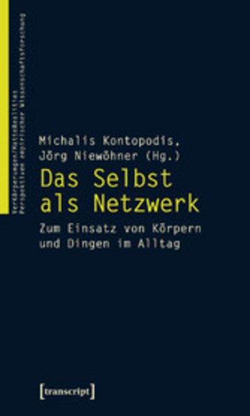 eBook Das Selbst als Netzwerk Cover