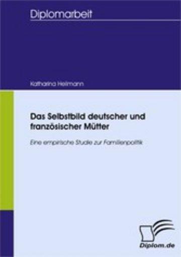 eBook Das Selbstbild deutscher und französischer Mütter Cover