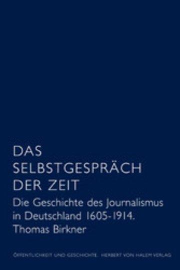 eBook Das Selbstgespräch der Zeit Cover