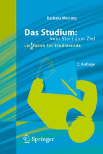 eBook Das Studium: Vom Start zum Ziel Cover